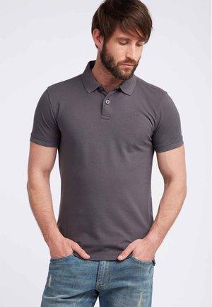 Polo shirt - light steal
