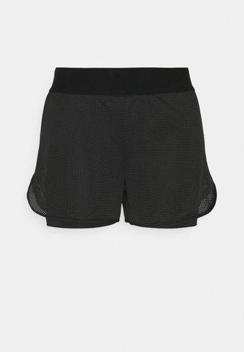 ONPJAMA LOOSE TRAIN SHORTS - Pantaloncini sportivi - black