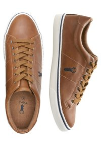Next - STAG TRAINER - Trainers - brown - 1