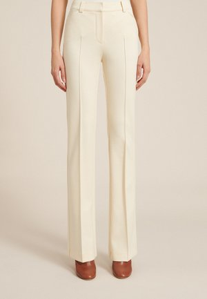 ONNIS E - Trousers - panna