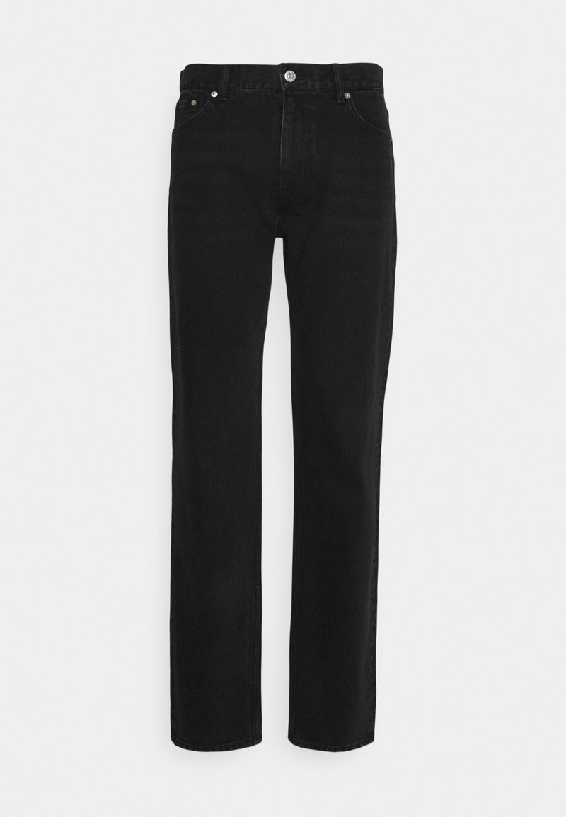 Weekday - Jeans Tapered Fit - washed black