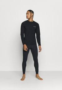 Columbia - MIDWEIGHT STRETCH TIGHT - Base layer - black - 1