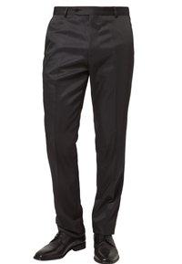 Wilvorst - Suit trousers - black - 0