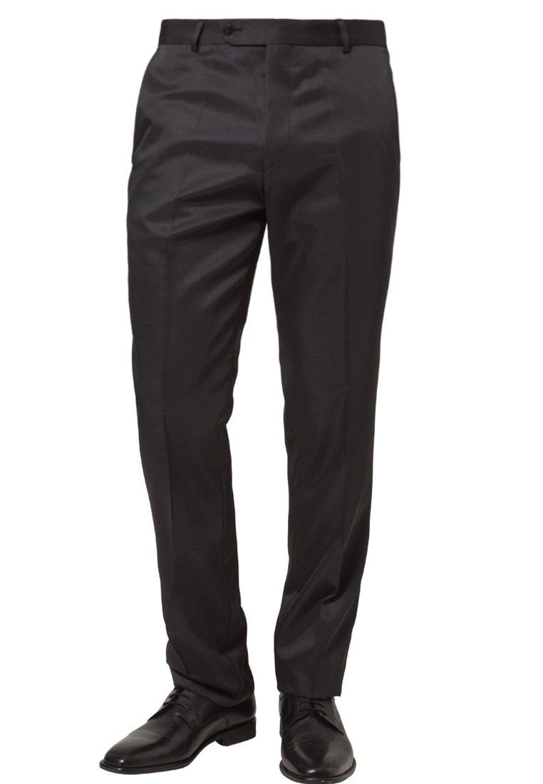 Wilvorst - Suit trousers - black