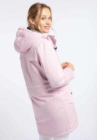 DreiMaster - Winter coat - powder pink - 2