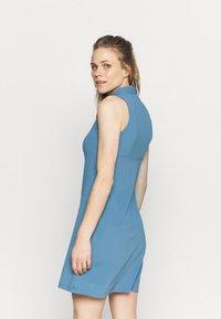 Peak Performance - TRINITY DRESS - Sports dress - dark haze - 2