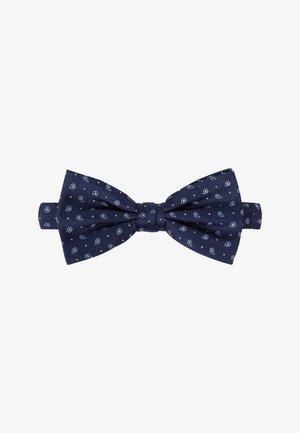 Bow tie - marineblau