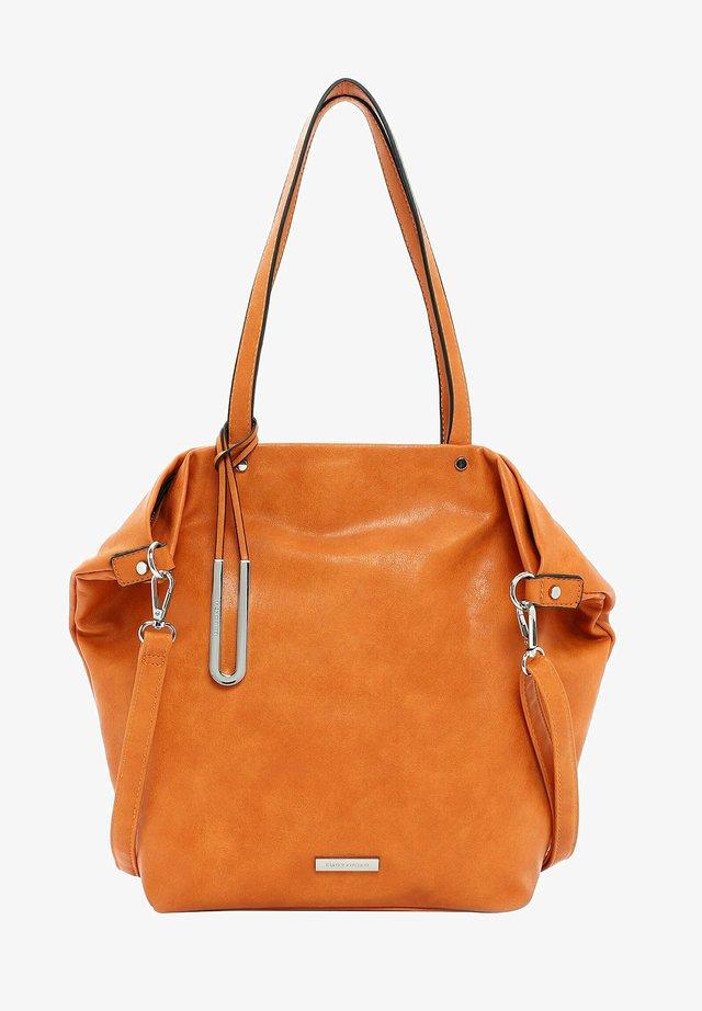 ERNA - Shopping bag - orange