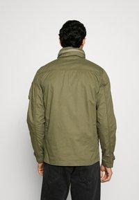 Schott - NIELSEN - Summer jacket - khaki - 2