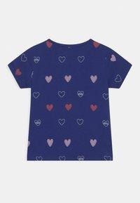 Guess - T-shirt imprimé - dark blue - 1