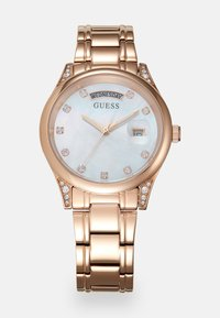 Guess - Hodinky - rosegold - 0