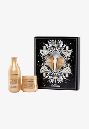 ABSOLUT REPAIR XMAS SET - Hair set - -