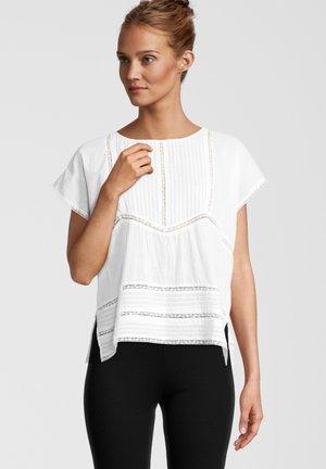 RUSTON - Blouse - bright white
