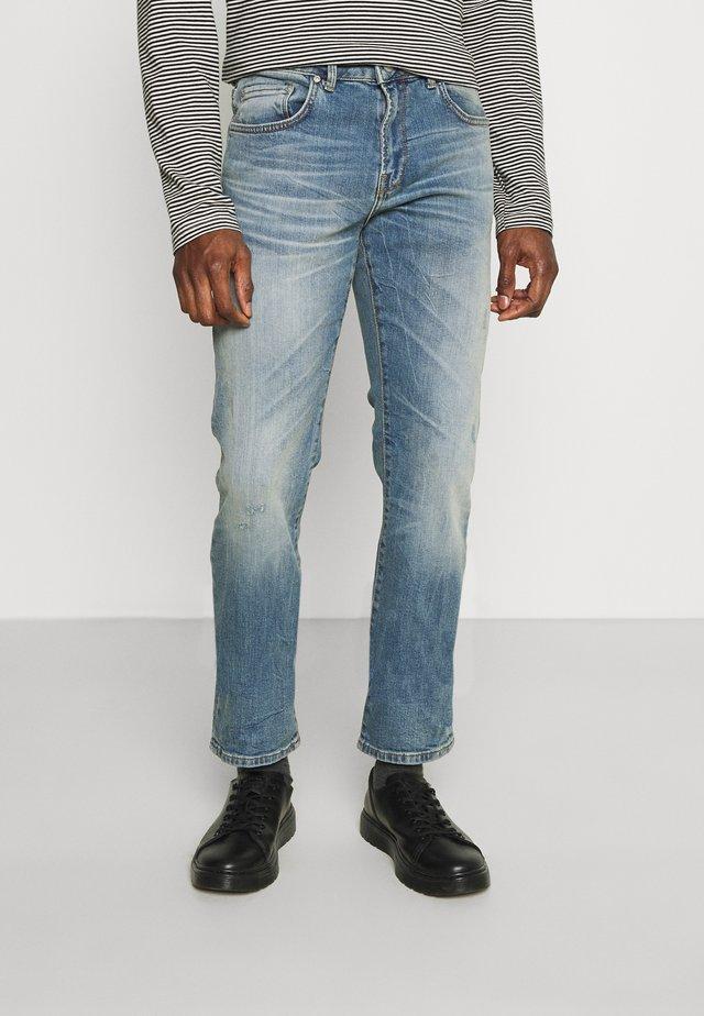 HOLLYWOOD - Straight leg jeans - maromwash