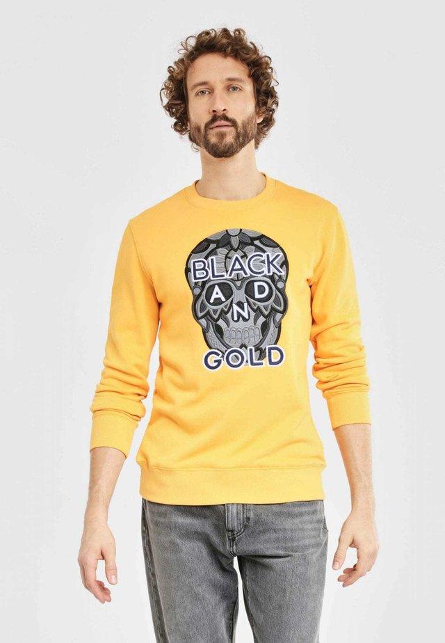 CRANEO NERO - Sweater - yellow