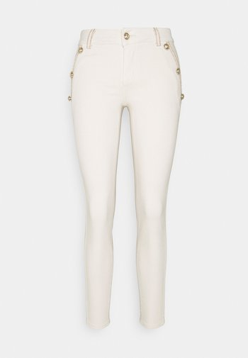 PAPAYE - Jeans Skinny Fit - ivoire