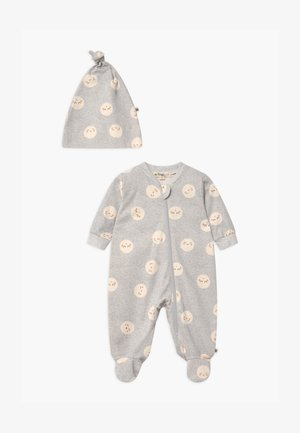 SUPERMOON SET UNISEX - Vauvalahja - grey