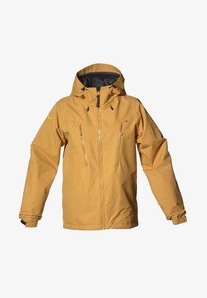 MONSUNE - Hardshell jacket - saffron