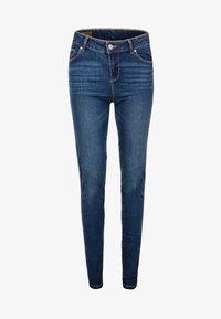 Morgan - Slim fit jeans - black denim - 4