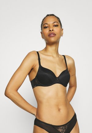 INSTANTS BRA COVERING MEMORY - Underwired bra - black