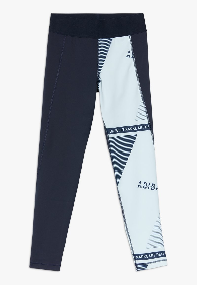 adidas Performance - ASK - Leggings - light blue