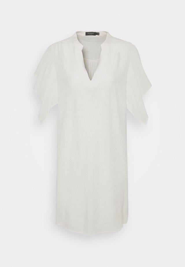 HONEY DRESS - Sukienka letnia - whisper white
