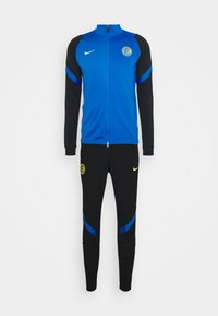 Nike Performance - INTER MAILAND DRY SUIT - Club wear - black/blue spark/tour yellow - 6