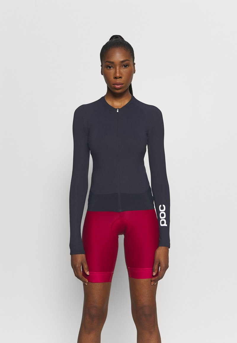 POC - ESSENTIAL ROAD  - Long sleeved top - navy black