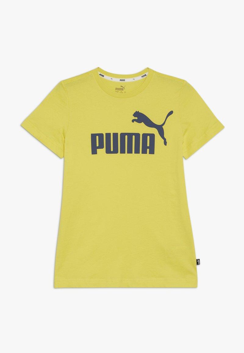 Puma - LOGO UNISEX - Camiseta estampada - meadowlark