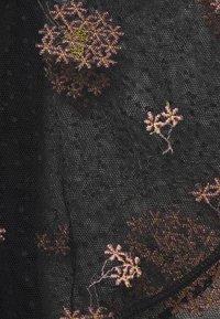Dorothy Perkins - DOBY - T-shirt med print - black - 2