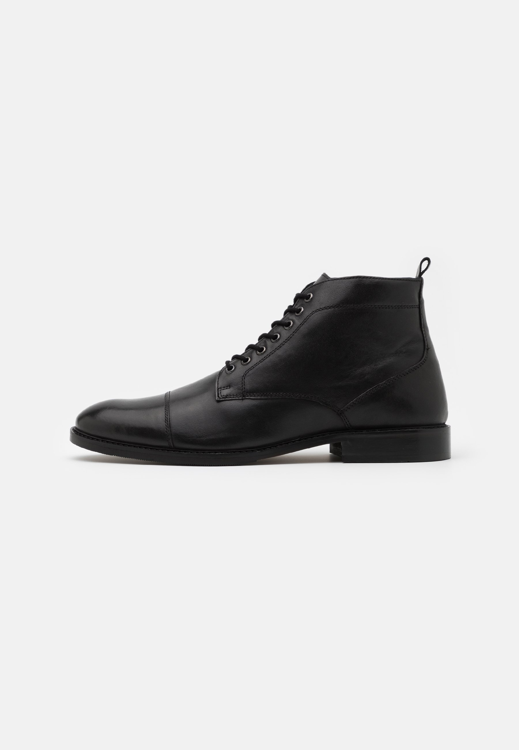 Men LEATHER - Lace-up ankle boots