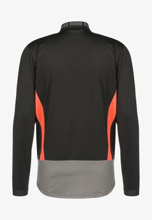 FTBLNXT TRAININGSJACKE HERREN - Training jacket - puma black / nrgy red