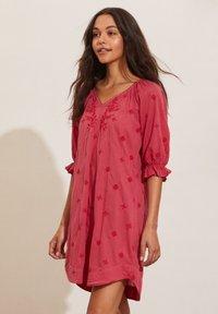 Odd Molly - KATE - Day dress - pink fudge - 2