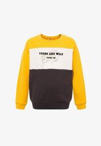 DeFacto - Sweater - yellow - 0