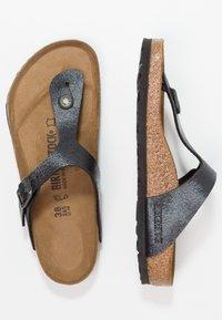 Birkenstock - GIZEH - T-bar sandals - slate - 2