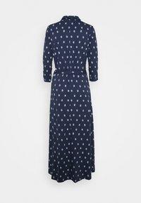 Thought - ROMESHKA SHIRT DRESS - Košilové šaty - navy - 1