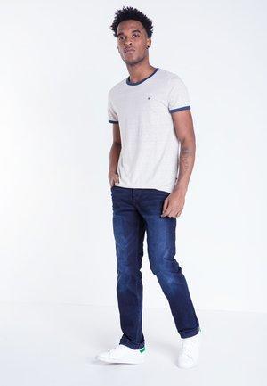 INSTINCT - Straight leg jeans - raw denim