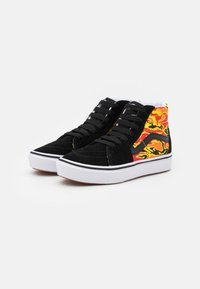 Vans - COMFYCUSH SK8 UNISEX - High-top trainers - black/true white - 1