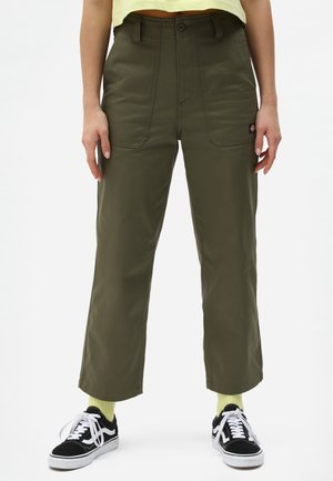 Trousers - military gr