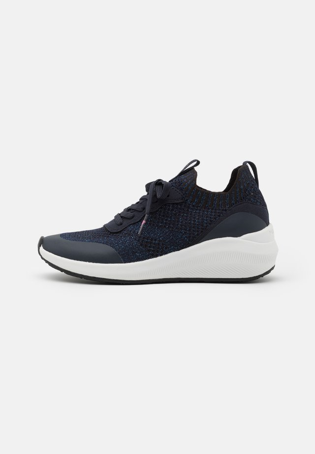 Sneakers basse - navy metallic