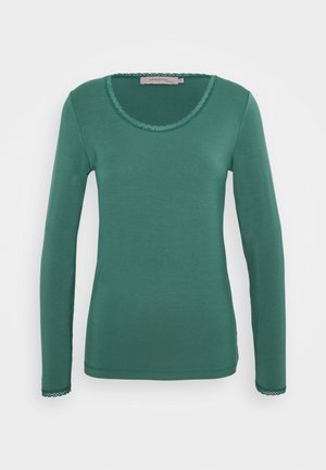 ESSENTIAL - Long sleeved top - mallard green