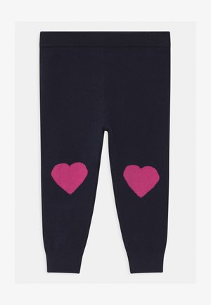 TODDLER GIRL  - Leggings - Trousers - navy uniform