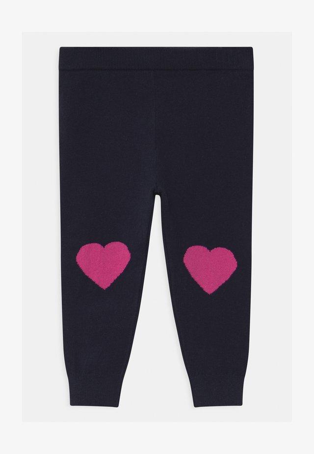 TODDLER GIRL  - Leggings - Trousers - navy uniform