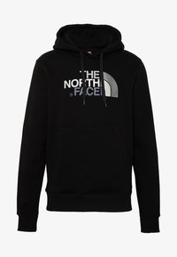 The North Face - DREW PEAK - Mikina s kapucí - black