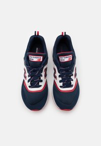 New Balance - GR997HVN UNISEX - Sneakers laag - navy/red - 3