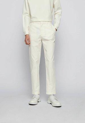 KIRIO-C - Trousers - natural