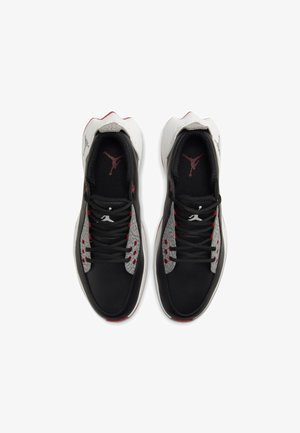 JORDAN ADG 2 - Obuwie do golfa - black/summit white/university red/black