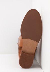 mint&berry - Boots - cognac - 6