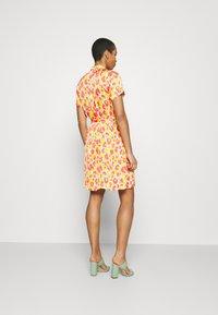 Fabienne Chapot - BOYFRIEND COCO DRESS - Shirt dress - pink - 2