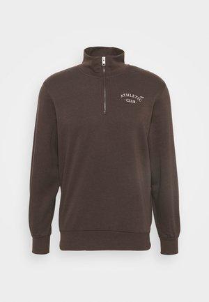 Sweatshirt - seal brown